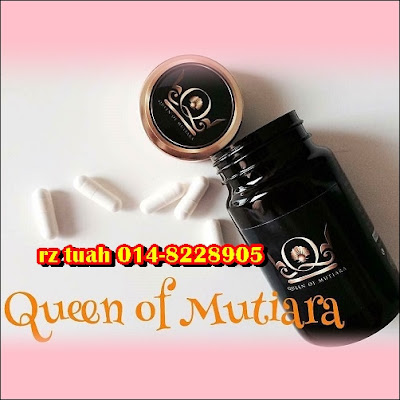 qm queen of mutiara packaging baru