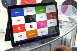 Samsung'un Devasa Tableti Galaxy View 2 !