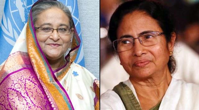 PM Sheikh Hasina congratulated Mamata