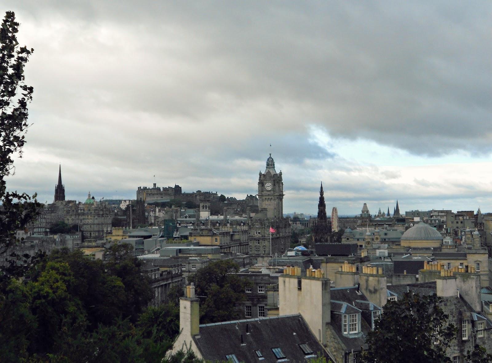 Day Trip To Edinburgh