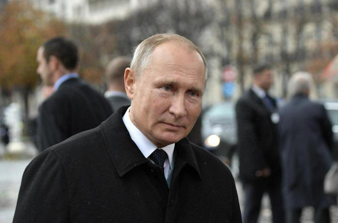 GEOPolitical News :: PUTIN: Ludicrous Referendum Confirms Geopolitical Divorce from Ukraine