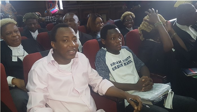 Sowore And Bakare Say FG's Request For Their Transfer To Prison as Frivolous
