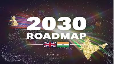 News Today : भारत और ब्रिटेन ने द्विपक्षीय संबंधों को व्यापक रणनीतिक साझेदारी तक ले जाने की महत्वाकांक्षी कार्य योजना 2030 को स्वीकृति दी