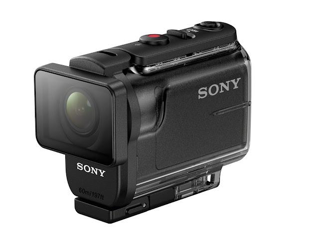 Con la nueva Action Cam de Sony, todos los días serán una aventura