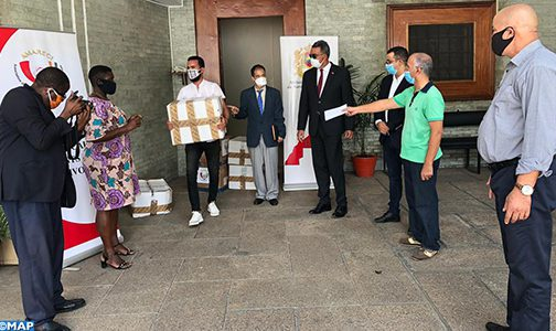 كورونا فيروس..مغاربة وإيفواريون يتضامنون