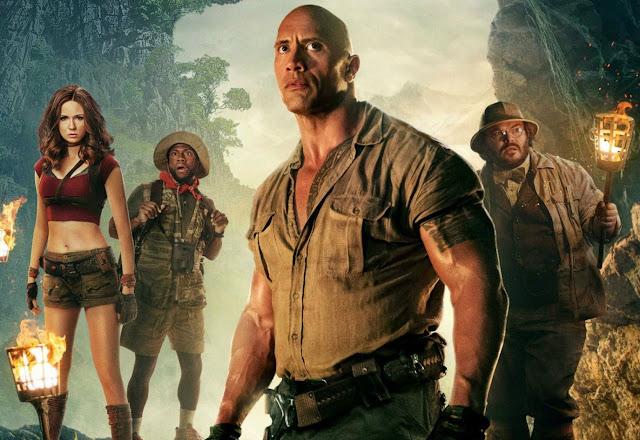 "Trailer de ""Jumanji: Próxima Fase"" nos leva de volta à selva"