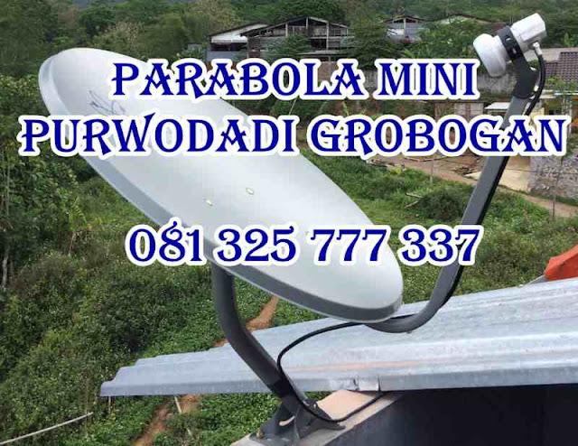 Parabola Mini Purwodadi