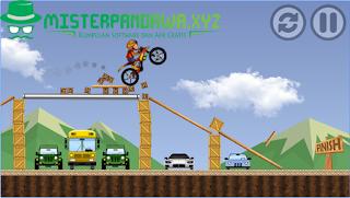 Petualangan Shiva Sepeda Super Mod Apk Full Version