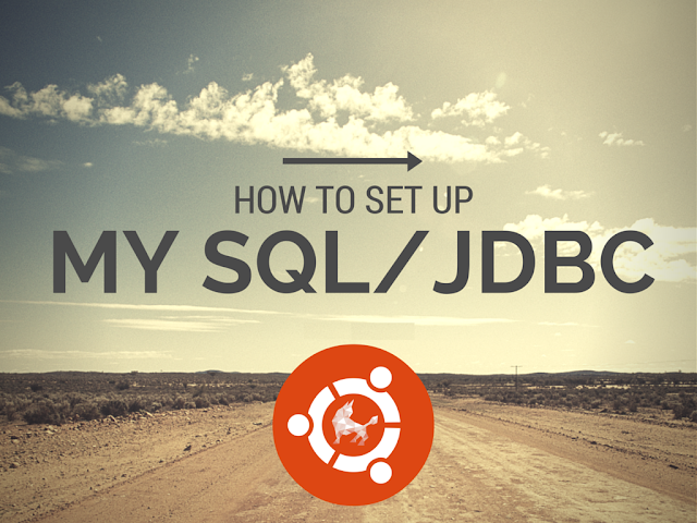 How to solve java.sql.SQLException: No suitable driver found for jdbc:mysql://localhost:3306/