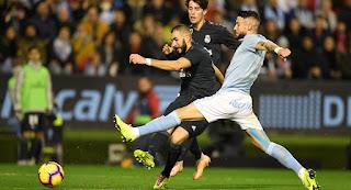 مشاهدة اهداف المتعة ريال مدريد vsسيلتا فيغو 4-2 بدون تقطيع بجودة HDمن هناا