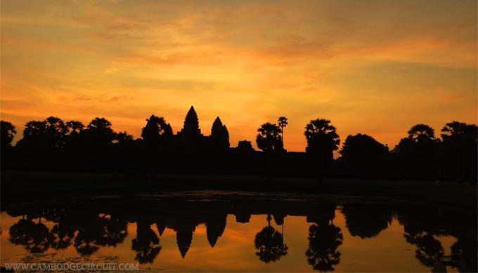 Visite Angkor en une journée avec lever du soleil