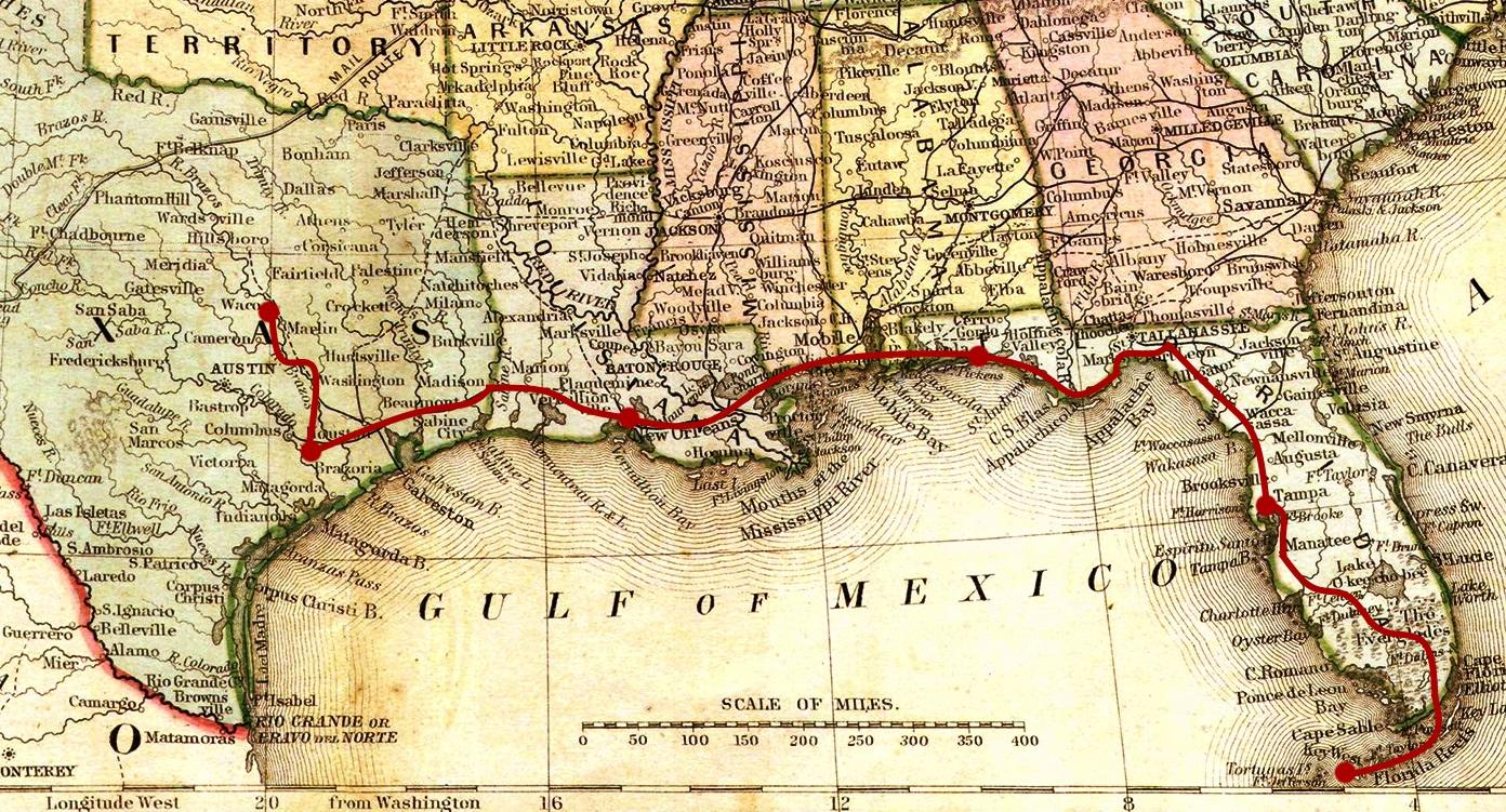 South Coast Acura >> Gulf Coast Road Trip