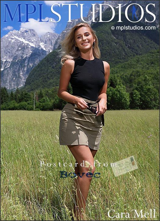 [MPLStudios] Cara Mell - Postcard From Bovec mplstudios 03270