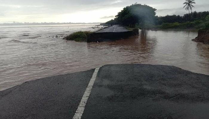 Tujuh Kelurahan di Bantaeng Terendam Banjir, Sejumlah Infrastruktur Rusak