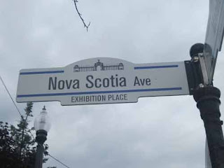 Nova Scotia Road Exhibition Place