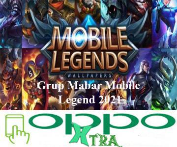 Grup Mabar Mobile Legend 2021
