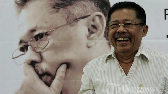 Karni Ilyas Mengaku Dapat Tekanan karena Undang Rocky Gerung di ILC