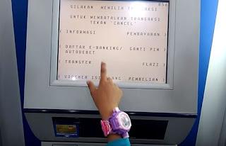 Cara Isi Ulang (TopUp) TCASH Melalui ATM BCA & Mobile BCA