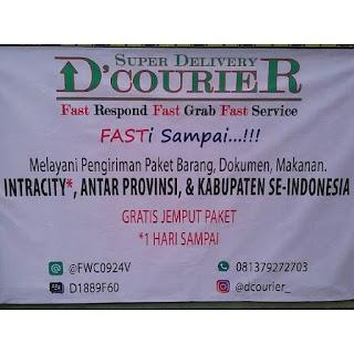 CV. D'COURIER SUPER DELIVERY