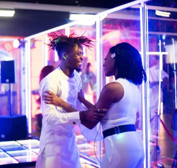 """""""Meeting Laycon is a blessing"""" – BBNaija's Vee says"""