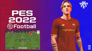 Download UPDATE!! PES 2022 Chelito V2 PPSSPP Android English Commentary EFL Championship & New Transfer