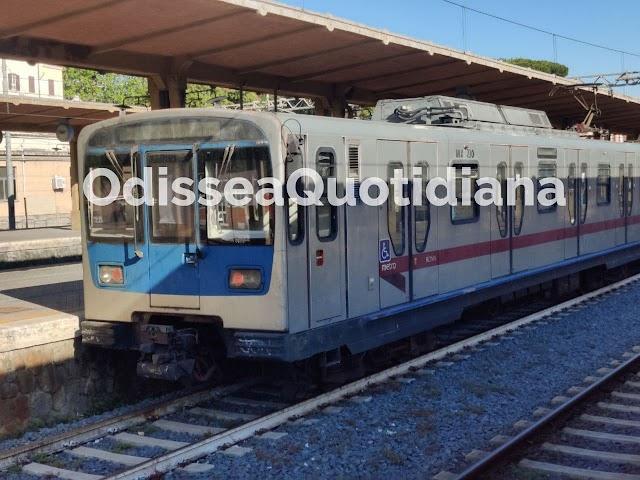 Roma-Lido: Una ferrovia allo sbando