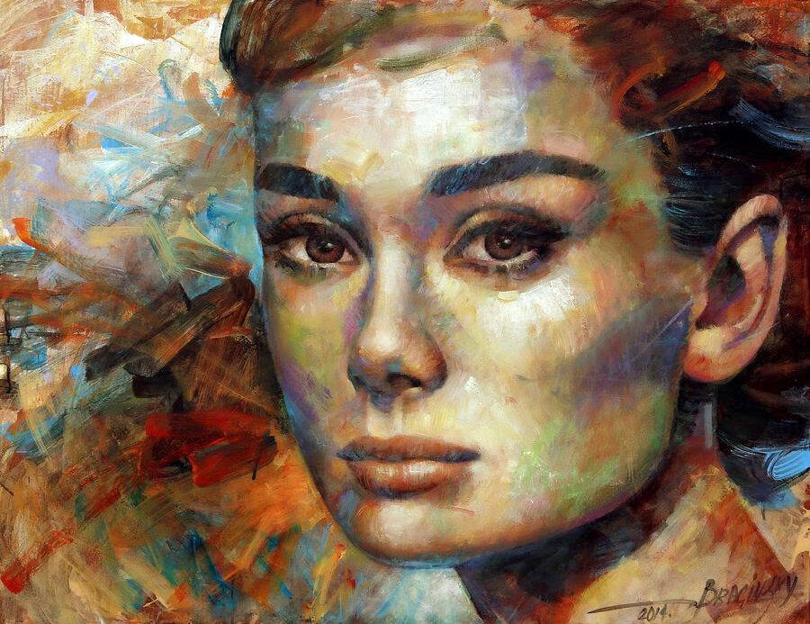 Catherine La Rose ~ The Poet of Painting: Arthur BRAGINSKY
