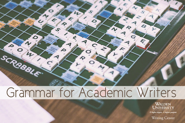 Grammar for Academic Writers
