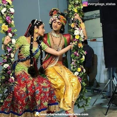 paramavatar shri krishna |Everyday Whatsapp Status | UNIQUE 60+ RADHA KRISHNA THOUGHT IN HINDI IMAGES