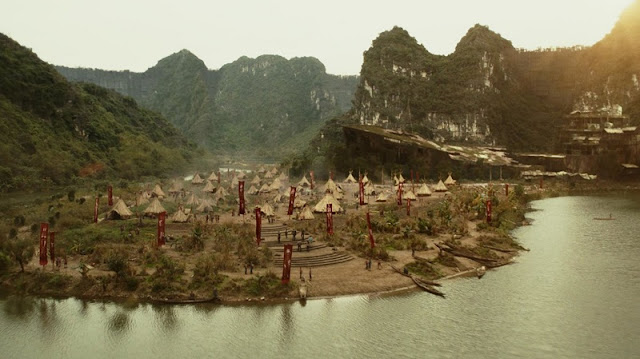 """Kong: Skull Island"" film set in Ninh Binh removed to preserve heritages"