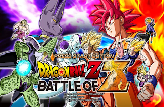 DRAGON BALL Z BATTLE OF Z PC DOWNLOAD IN PARTS