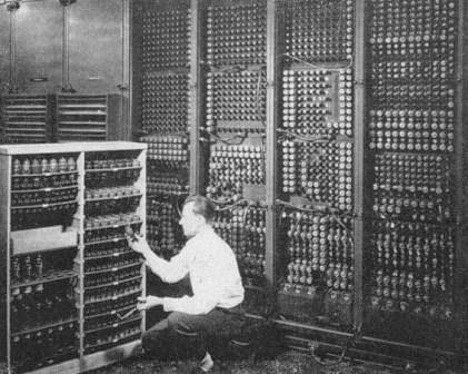 History of Computer Mainframes