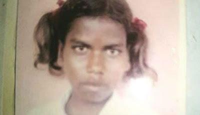 Gadis 16 tahun yang dibunuh