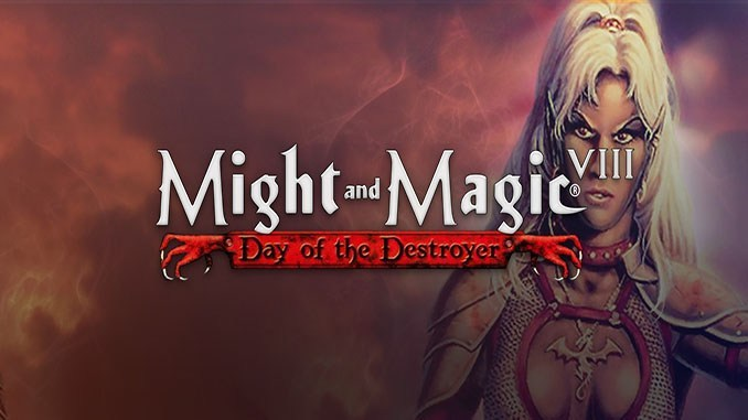 Might and Magic 8: Day of the Destroyer