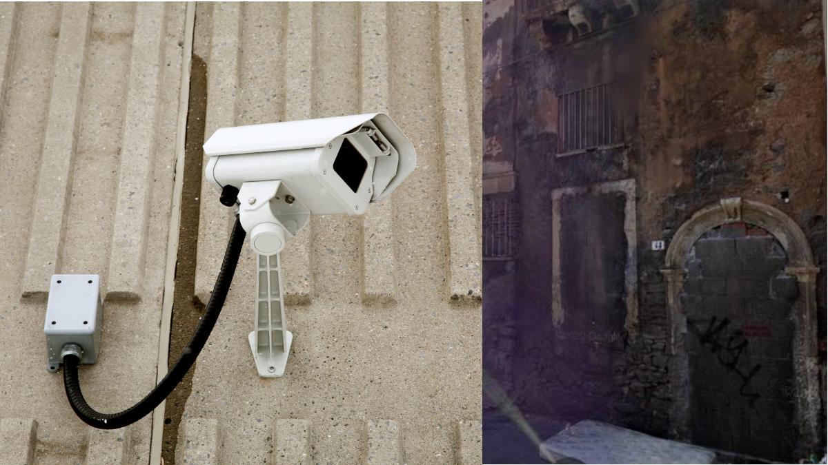 Videosorveglianza San Berillo