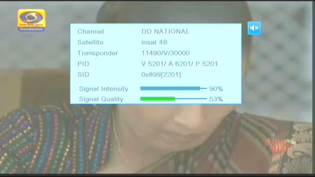 dd direct dth started 8 Doordarshan channels in MPEG-4 mode