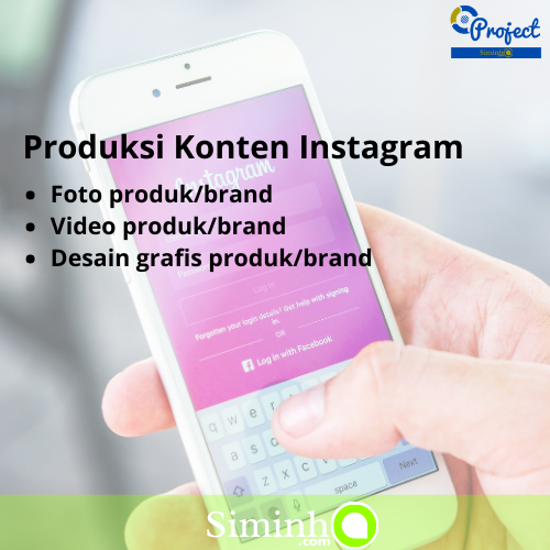 Produksi Konten Instagram