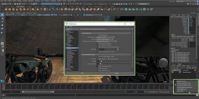 Spesifikasi PC Autodesk Maya 2019