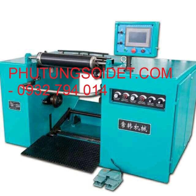 "Máy mắc nhỏ cho trục sợi 30'', 40'' / Warping machine for 30'' beam – 40"" beam"