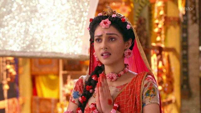 Hostar Radha Krishna  23 july episode