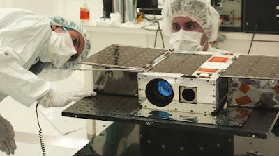 NASA diz que sua pequena espaçonave ASTERIA perdeu contato com a Terra