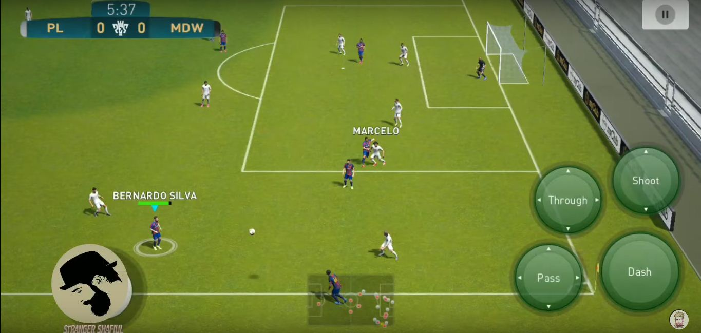 ultigamerz: PES 2019 [ANDROID] (NO Root) Stadium Mod Fix Lag