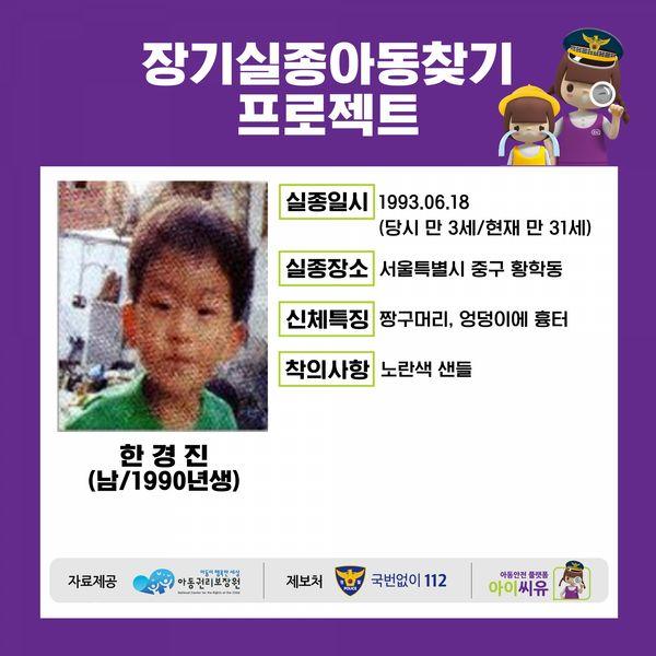 Seo Yean – Find Missing Children Pt. 3 'Loved' – Single