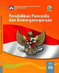 Buku PPKN Siswa Kelas 12 k13 2018