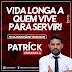 Parabéns Vereador Patrick