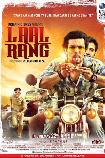 Laal Rang 2016 Full Movie in Hindi 720p