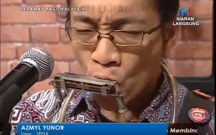 harmonika tombo
