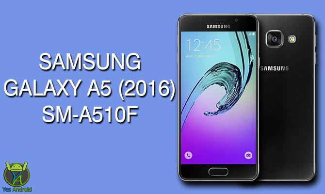 Download A510FXXS3BPI9 Update | Galaxy A5 2016 SM-A510F