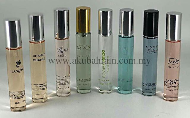 Pen Perfume Minyak wangi yang sangat sedap