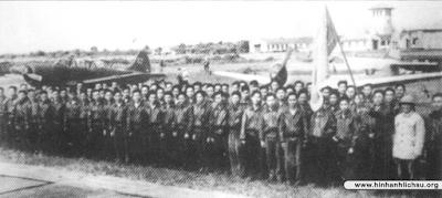 Lịch sử Không quân Nhân dân Việt Nam - Chương I